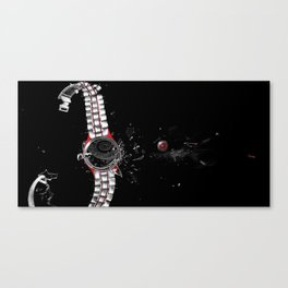 Time in a Space Continuum Canvas Print
