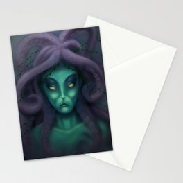 Queen Neptune Stationery Cards