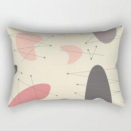 Pendan - Pink Rectangular Pillow