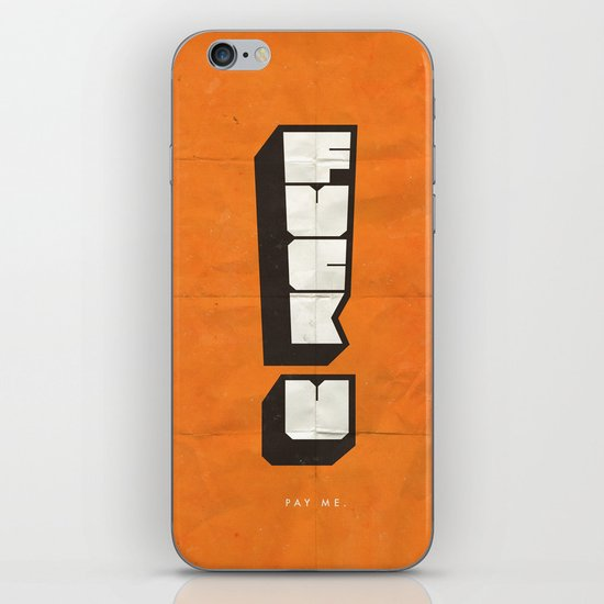 FUPM iPhone & iPod Skin