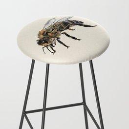 Honey Bee Bar Stool