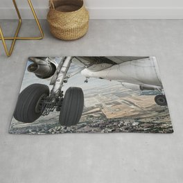 Visual approach Rug