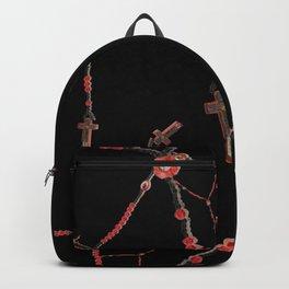 RED ROSARIES Backpack