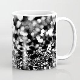 Black Lady Glitter #1 #shiny #decor #art #society6 Coffee Mug