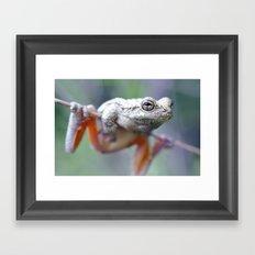 The Acrobat Framed Art Print