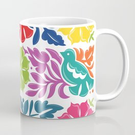 Chiapas Embroidery Coffee Mug