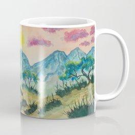 Jade Valley Coffee Mug