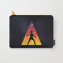 Jedi Space Triangle Carry-All Pouch