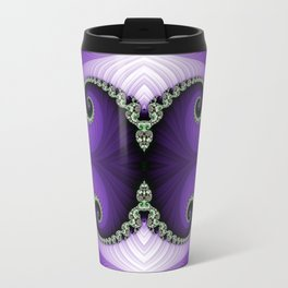 The Empress Headdress Travel Mug
