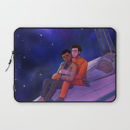 Let Me Play Among the Stars Laptop Sleeve
