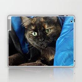 Cuddle Cat Laptop & iPad Skin