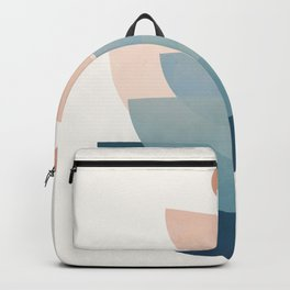 Abstract Minimal Shapes 31 Backpack