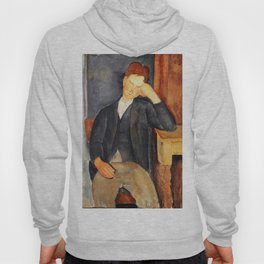 Amedeo Modigliani - The Young Apprentice - Digital Remastered Edition Hoody