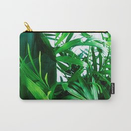 Tropical Display Carry-All Pouch