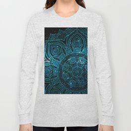 Space mandala 24 Long Sleeve T-shirt