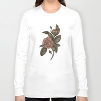 roses Long Sleeve T-shirts featuring Roses by Jessica Roux