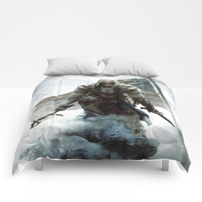 Assassin's Creed Comforters
