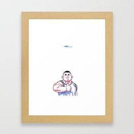 Beary Life #1 - Good! Framed Art Print