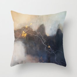 Let It Hold Your Hand Throw Pillow