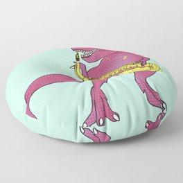 She-Rex Sax Floor Pillow