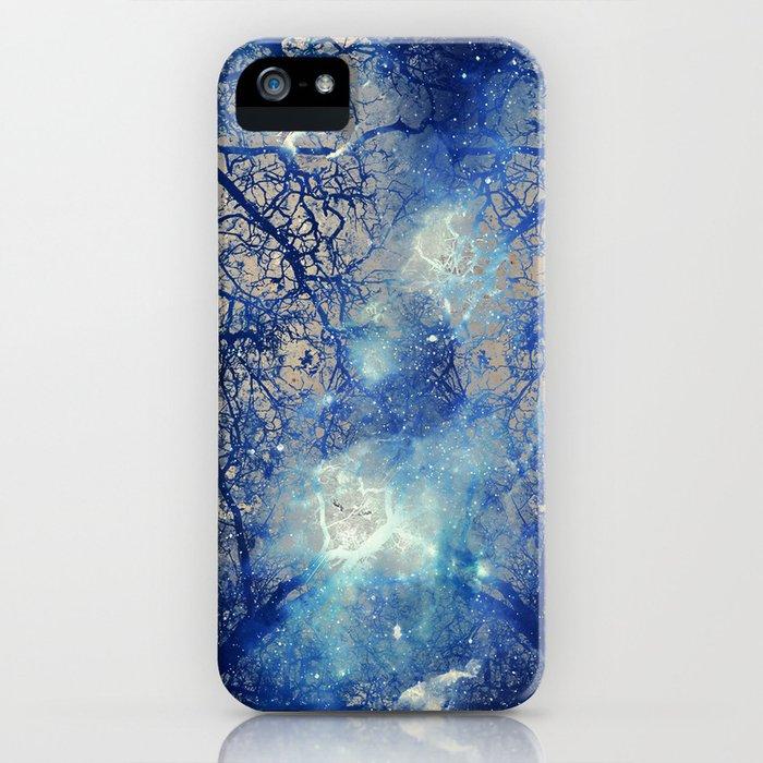 Winter Wood iPhone Case