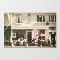 paris Canvas Print