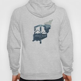 Blue Mountain Logo Hoody