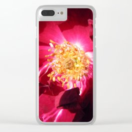 Insides of a Rose Clear iPhone Case
