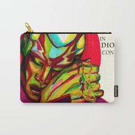 In Dio Confido Carry-All Pouch