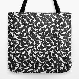 Sharks (inverted) Tote Bag
