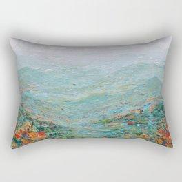 Blue Ridge October Rectangular Pillow