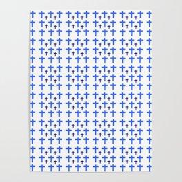 Christian Cross 20 Poster