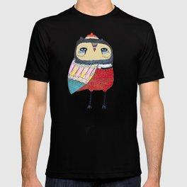 Sweet Owl. owl, owl art, owl print, owls T-shirt