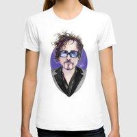 tim shumate T-shirts featuring TIM BURTON by ●•VINCE•●