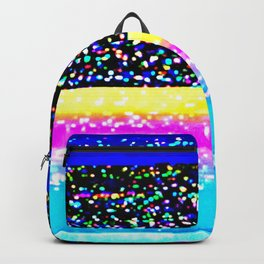It's Just a Glitch Backpack