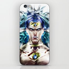 Saiyan Legend iPhone Skin