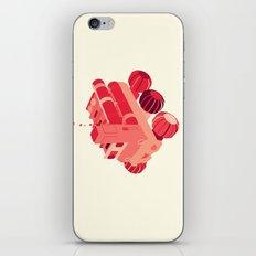 Red 2 iPhone & iPod Skin