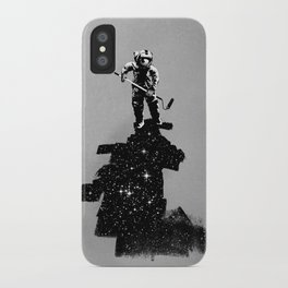 Negative Space iPhone Case