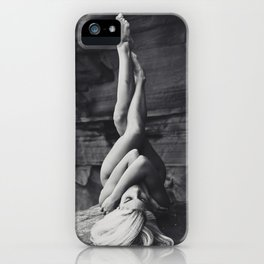 Desert Icon iPhone Case