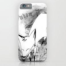 minima - deco fox Slim Case iPhone 6s