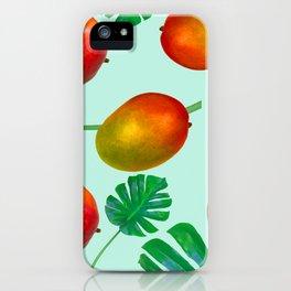 Viva Mango Tropical iPhone Case