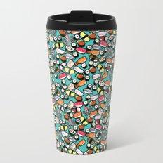 Aqua Sushi Travel Mug
