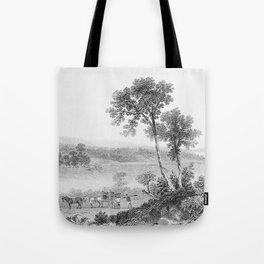 Lake Champlain 1850 Tote Bag