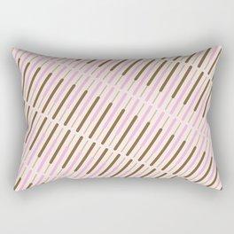 Japanese Chocolate Biscuit Sticks Rectangular Pillow