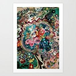 La vie boheme extreme Art Print