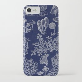 Fungus And Lichen Chart iPhone Case