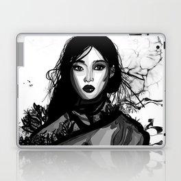 Kim Sung Hee Laptop & iPad Skin