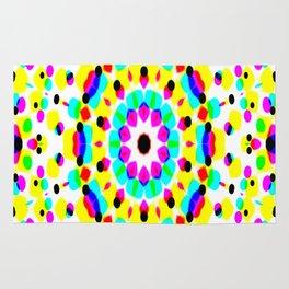 Colorful Dot Fantasy Rug