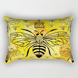 Queen Bee... Rectangular Pillow