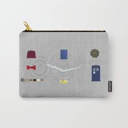 Eleven (Doctor Who) Carry-All Pouch